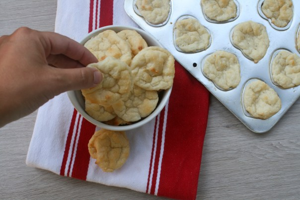 The Easiest Three Ingredient Muffin on LexEats.com