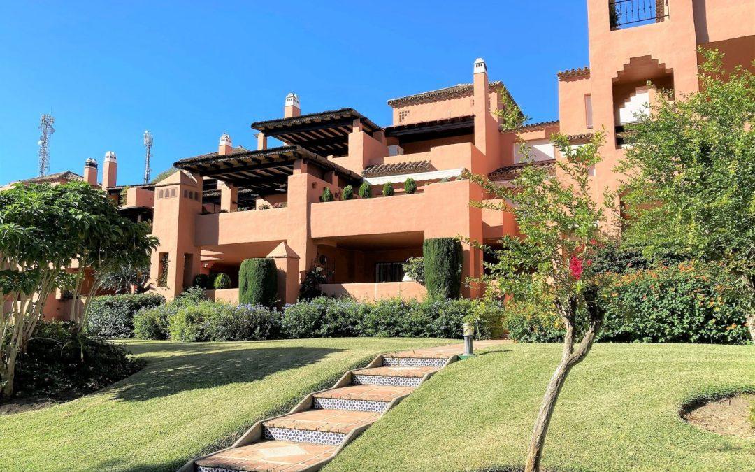 Duplex en Alhambra Golf