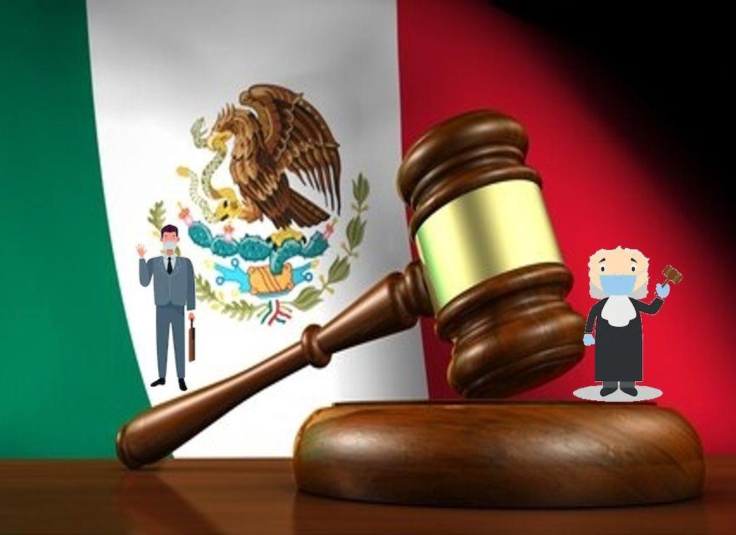 Días Inhábiles Tribunales Federales por COVID-19