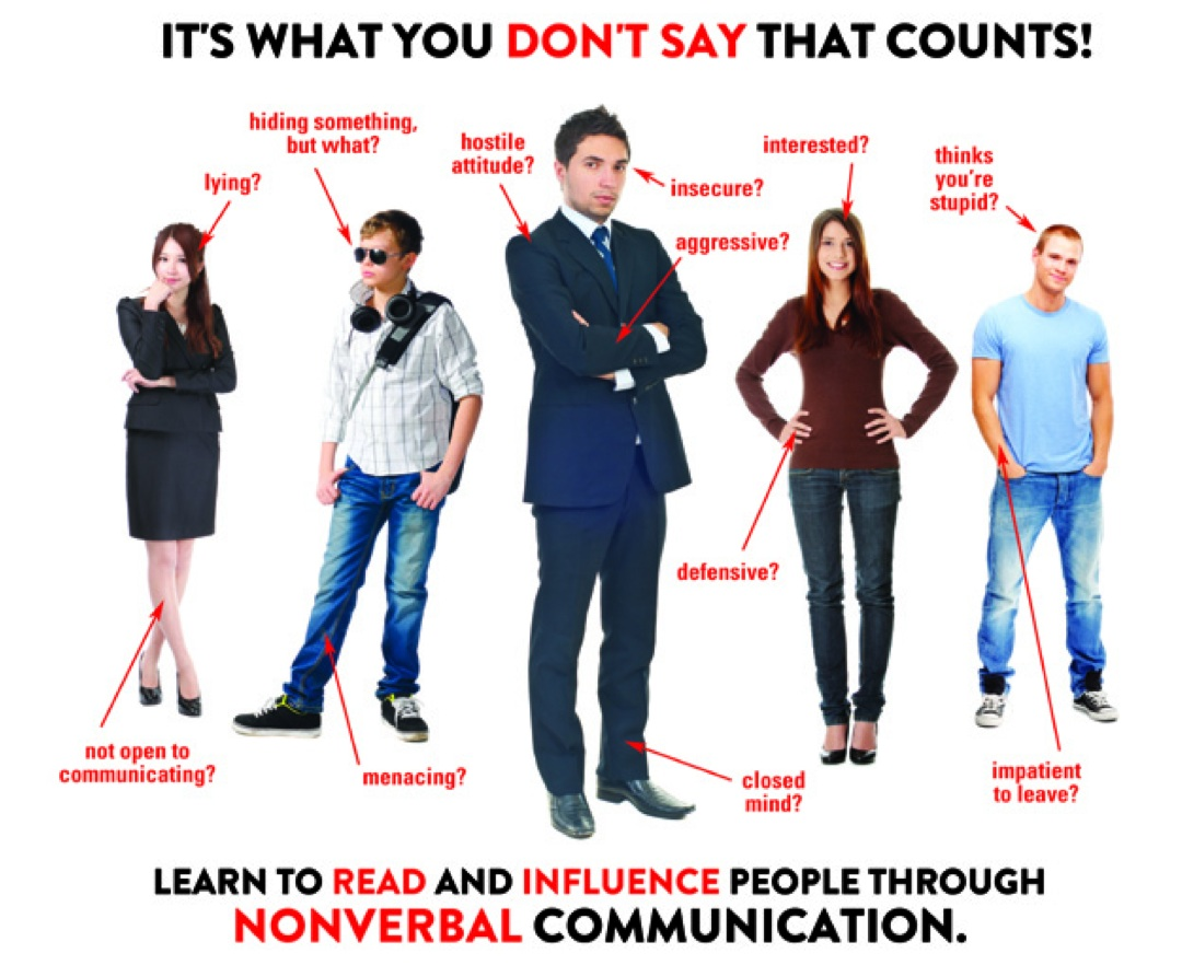 4 Keys To Great Nonverbal Communication