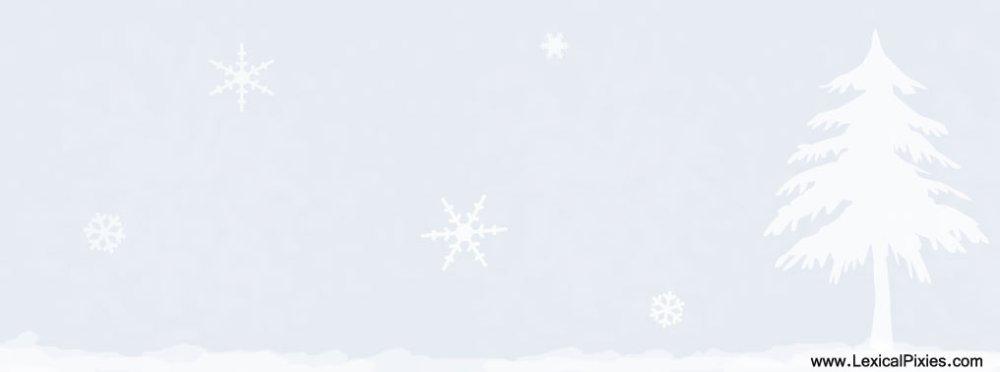 Facebook Profile Cover Photo Badge: Season's Greeting