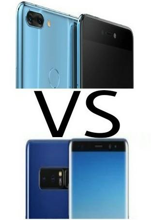 Samsung Galaxy Note 8 Vs Tecno Phantom 8   Specs Comparison