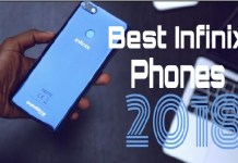 Best Infinix Phones 2018