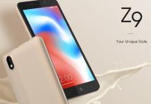 Leagoo Z9 features