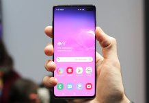 how to take screenshot on the samsung galaxy s10