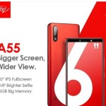 Itel A55 Price in Nigeria