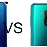 Tecno Phantom 10 vs Xiaomi Redmi Note 9s
