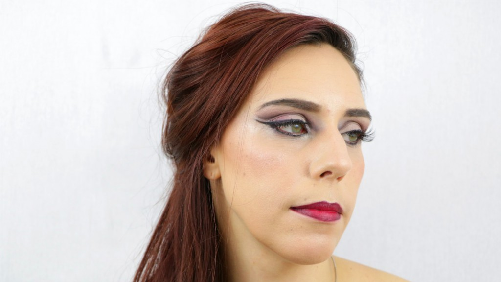 Monday Shadow Challenge Taupe yeux ouverts