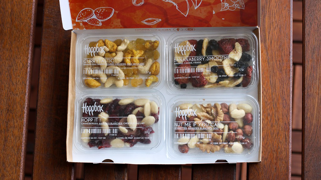 Hoppbox, la box suisse des snacks et en-cas healthy-7