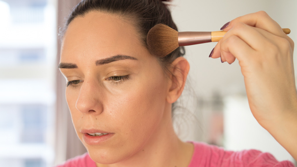 Couleur Caramel maquillage teint-6