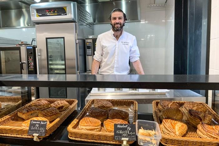 吉可頌丹麥專門店|台北必吃超強可頌,法國女婿愛留台灣,酥脆鬆軟Croissant麵包/派每種都超好吃