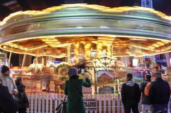 倫敦聖誕一年一度聖會海德公園Hyde Park Winter Wonderland,冬季限定免費入場的大型盛會,有吃有玩千萬不要錯過