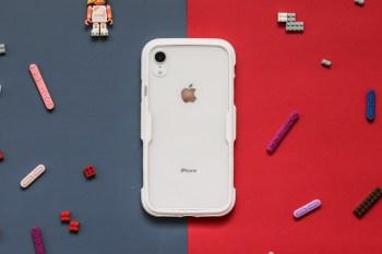 芬蒂思奇幻手機殼開箱》iphone專用軍規防摔手機殼,自由搭配色塊變換