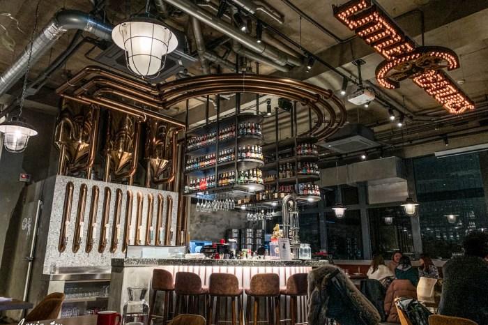 忠孝復興酒吧|小天使精釀啤酒餐廳,來自澳洲知名精釀啤酒場,環境超吸睛