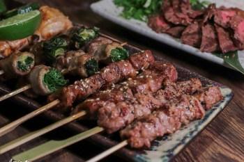 萬華居酒屋|喜舍酒食串燒,溫馨美味的串燒、烤物,一試成主顧