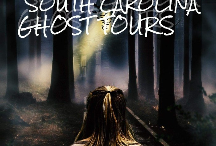 Charleston Ghost Tours
