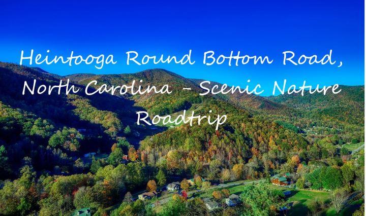 Heintooga Round Bottom Road
