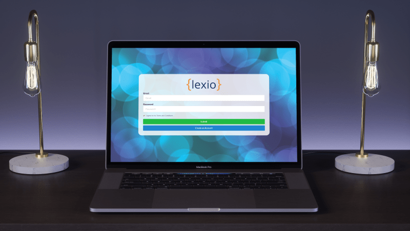 Lexio - The No Code Revolution!