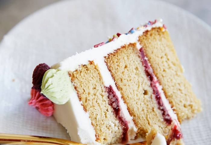 The Best Gluten Free Layer Birthday Cake Lexis Clean Kitchen