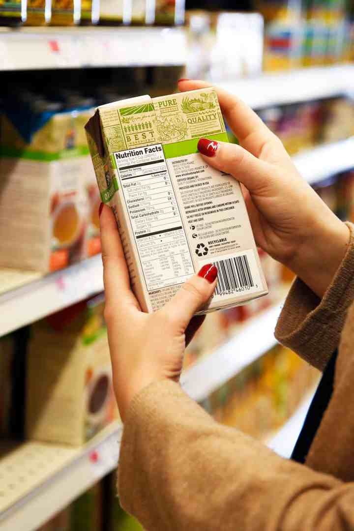 How A Nutritionist Decodes A Nutrition Facts Label Lexi