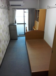 Lexis Japan - Accommodation - DK House - A Room