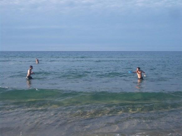 Sea Frisbee