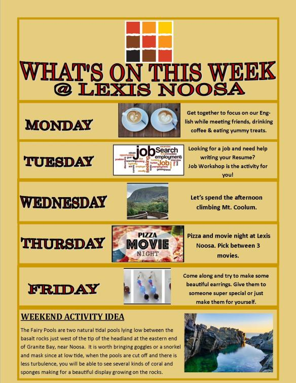 Poster Week 5