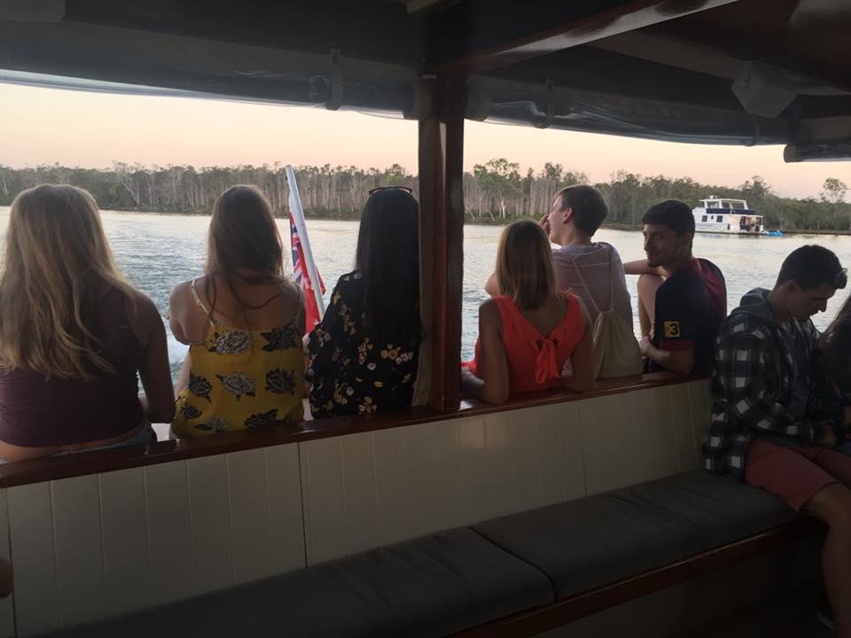 Cambridge Cruise 1