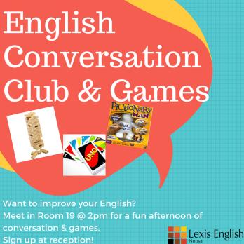 EnglishConversation Club