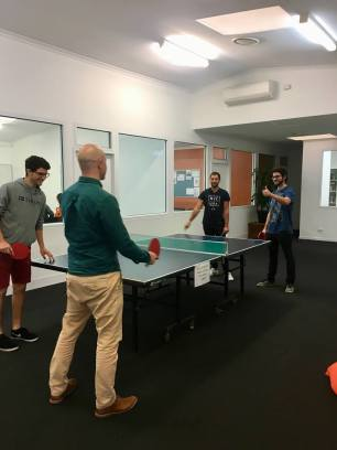 CPE Ping Pong