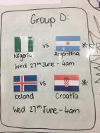 Group D round 3