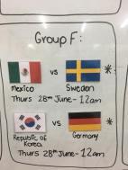 Group F round 3