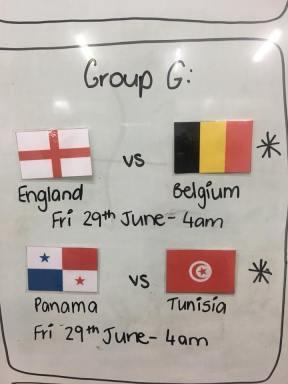 Group G round 3