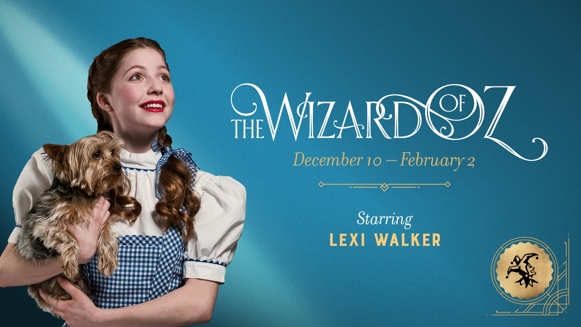 Lexi Walker in The Wizard of Oz