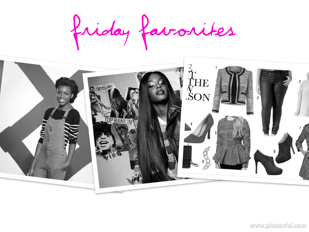 Friday Favorites! Link Love!