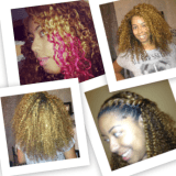 Indique Mystere Curl Update- 6 Week Recap