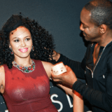 CLEAR Ultra Shea & Oscar James How To: Elle Varner's Defined Curls