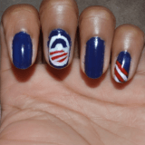 Monday Mani Muse- President Barack Obama Nails