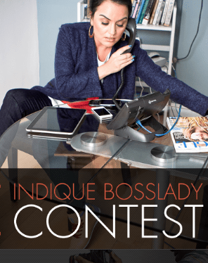 Are You The Ultimate Indique BossLady? Contest Deets Inside