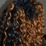 Curling Wand Time! On Natural Texture & Straightened Hair!