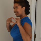 Atlanta Natural Hair Vloggers Collab- Valentine's Day Style