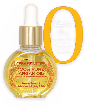 New Product Alert: Creme of Nature Pure Argan Oil & Perfect 7 Leave In