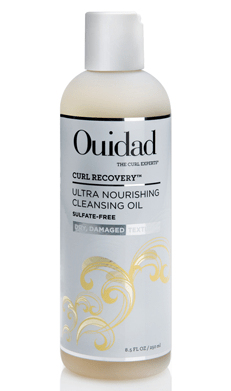 New Product- Ouidad's Nourishing Cleansing Oil Review
