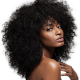 Kinky Curly Extensions- Indique Organic Curl