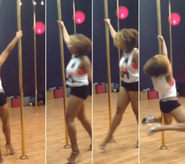 Pole Dance/Fitness Anyone?