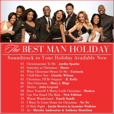 "Giveaway: Win 'The Best Man Holiday"" Soundtrack + ""The Best Man DVD"""