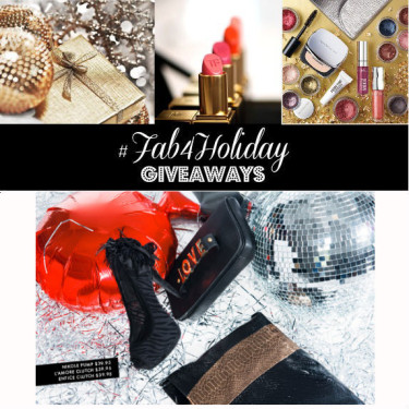Day 22! Win A Just Fab Clutch, Jewelry, & Credit For Shoes!