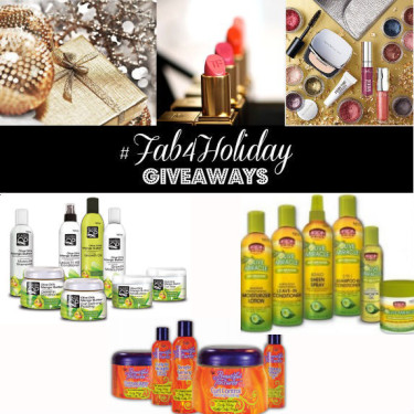 Day 14: Win 2-Mo Supply Of Beautiful Textures, Elasta QP, & African Pride (3 Winners)