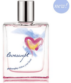 loveswept by philosophy Fragrance Review