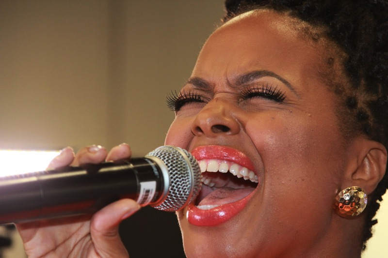 Chrisette Michele  sings A Couple Of Forevers